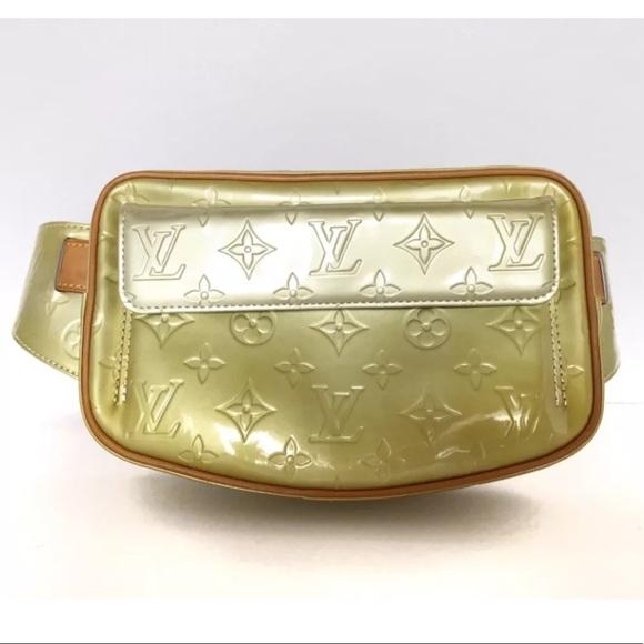 2c5690b5501e Louis Vuitton Handbags - Authentic Louis Vuitton Vernis Fanny pack bum bag